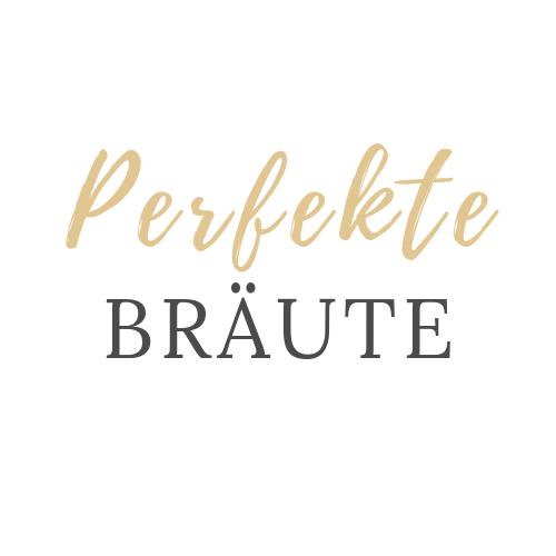 Perfekte Bräute 500x500 Logo