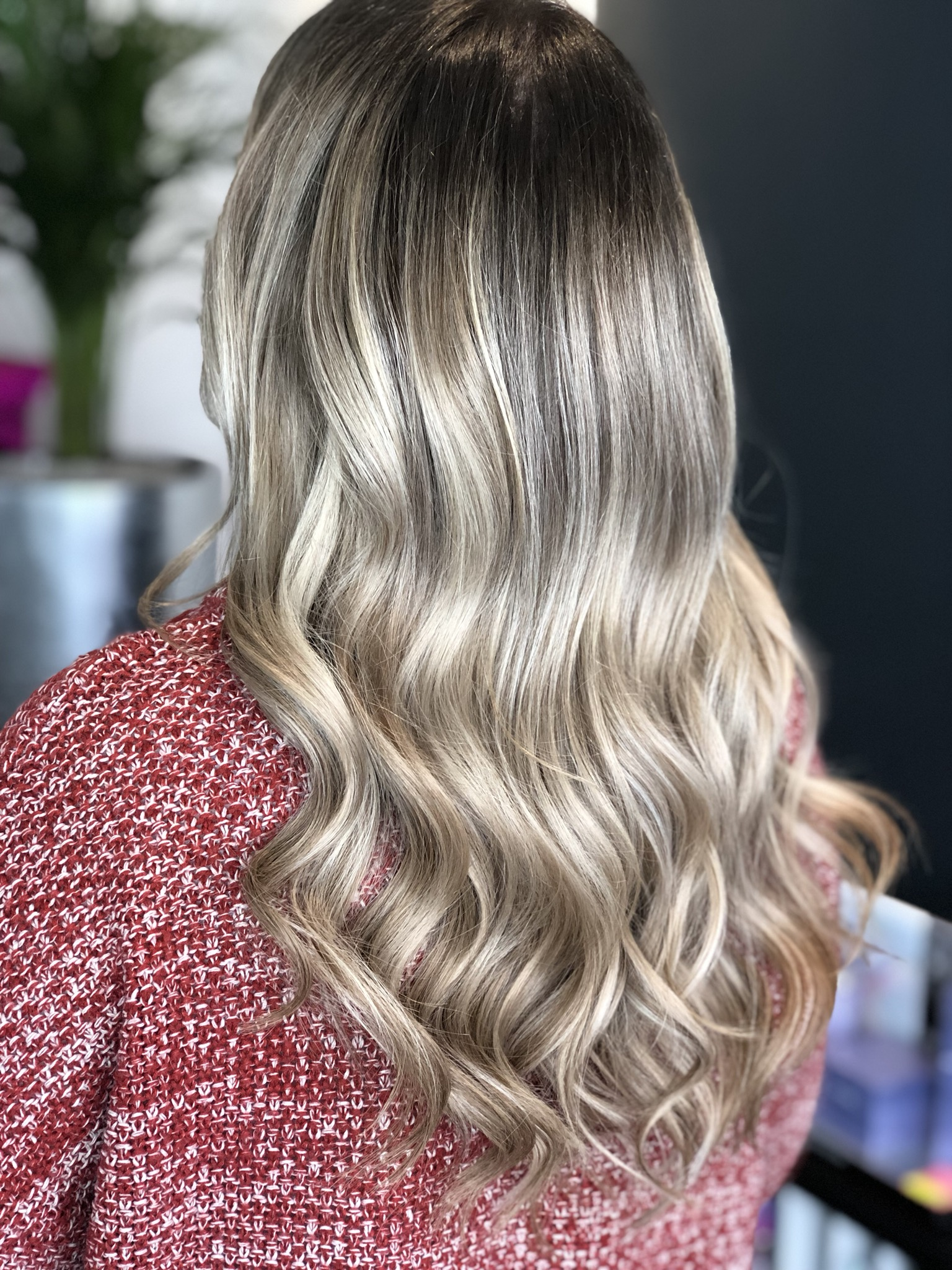 Extensions Haarverlängerung Haarverdichtung Sarah Bach Hairdesign Friseur Köln Brück